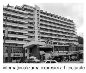 internationalizarea expresiei arhitecturale