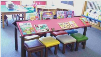 Sectia pentru copii