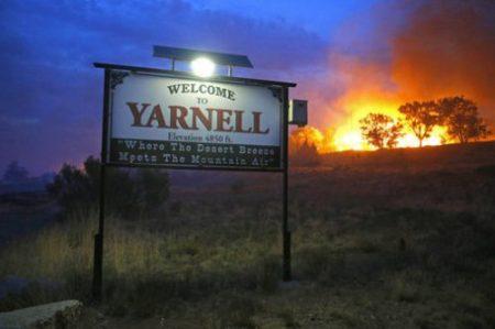 Incendiul din Yarnell