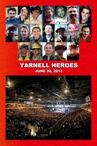 Incendiul din Yarnell_eroii