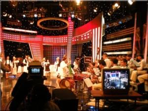 Ansamblul Stejarul_la_emisiunea_tvr1_O_data_in_viata_Bucuresti_2010
