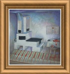 Modest Interior_Ion Georgescu-Muscel
