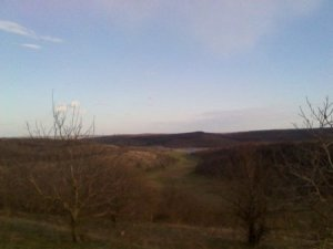 Iazul de langa satul Zaicani_foto_Vladimir Badrajan