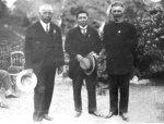 Nicolae Barbul cu ministrul Agriculturii al Japoniei