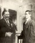 W. H. Taft_Nicolae Barbul