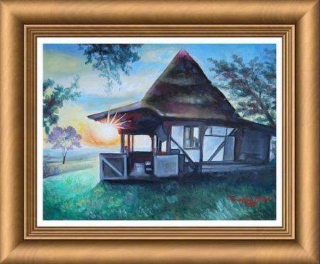 Farmhouse_Ion Georgescu-Muscel