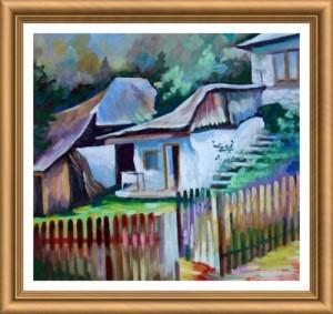 Shack_Ion Georgescu-Muscel