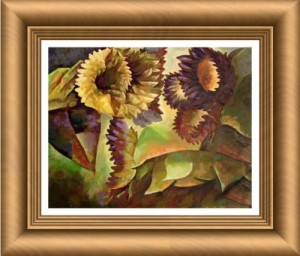 Sunflowers-III_Ion Georgescu-Muscel