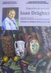 afis expozitie Ioan Draghici