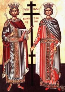 Sf. Imp. Constantin si Elena