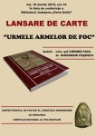 Afis lansare carte IPJ Maramures