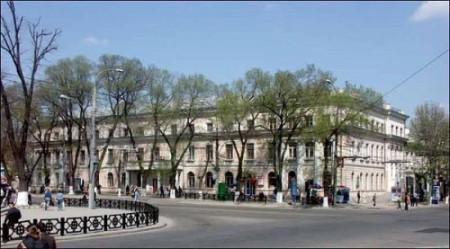 Biblioteca Hasdeu_Chisinau
