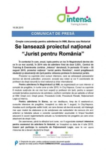 Comunicat de presa - Proiect Jurist pentru Romania-page-001