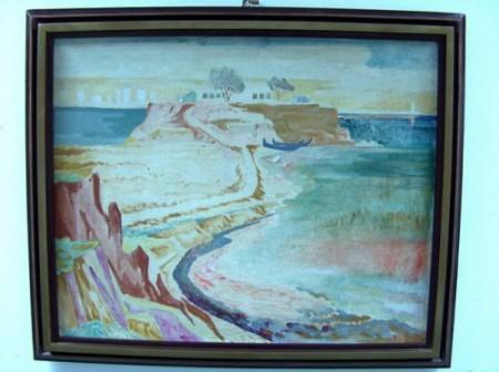 _pictura de Gheorghe Chivu