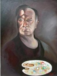 Autoportret_Ion Georgescu-Muscel