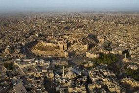 Cetatea Alep_Siria