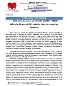Comunicat de presa - Salveaza o inima - Interviu cu parintele Constantin Coman-page-001