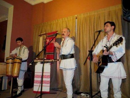 Trupa Arhaic in concert la Bucuresti