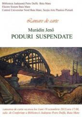 Afis lansare carte Muradin Jeno copy