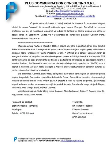 Comunicat de presa - Lansare de carte inedita la Targul International Gaudeamus-page-002