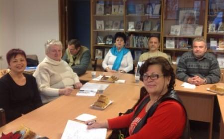membri ai Ligii Scriitorilor MM
