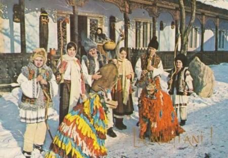 Traditii de Anul Nou_CAPRA