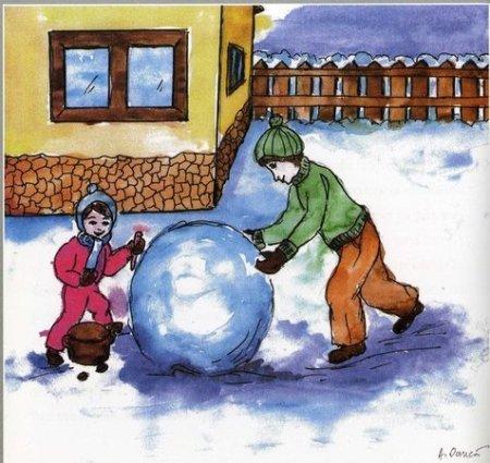 Iarna_desen de Aurelia Oanca_002