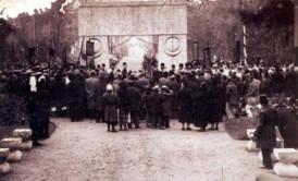 inaugurare ansamblu Brancusi_27 oct.1938