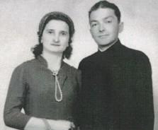 pr. Ggheorghe Barsan Muresan cu sotia