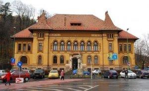Biblioteca George Baritiu Brasov