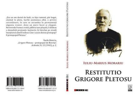 coperta Morariu-Pletosu