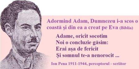 Ion Pena_epigr._Adormind Adam