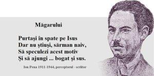 Ion Pena_epigr._Magarului