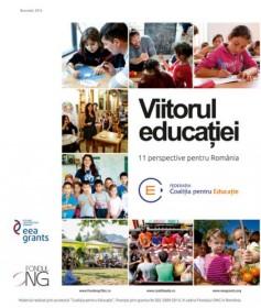 coperta_Viitorul educatiei