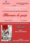 Afis Miercurea de poezie - 18 mai 2016