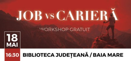 logo workshop job vs cariera 18.05.2016