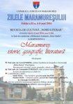 Zilele Maramuresului_simpozion_Nord_literar