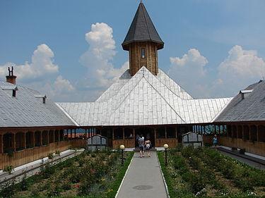 Manastirea Sfanta Ana_Orsova