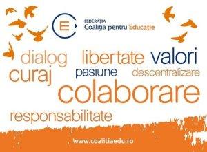Coalitia pt. Educatie