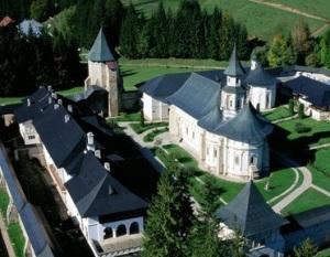 complexul Manastirii Putna