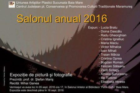 Afis Salon UAP 2016