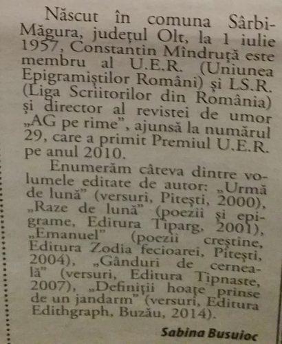 Constantin Mindruta_Atitudine in Arges_Sabina Busuioc