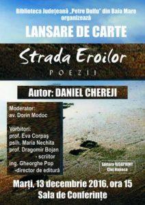 afis_lansare_daniel_chereji