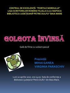 Golgota invinsa