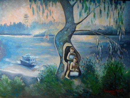 Transfugi la Dunare_Ion Georgescu-Muscel