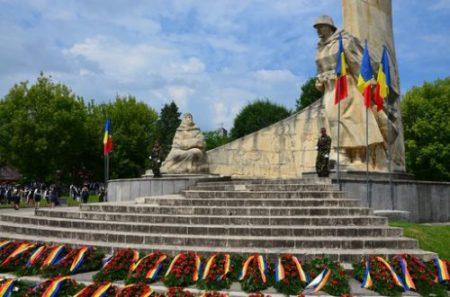 Monumentul Ostasului Roman_Baia Mare