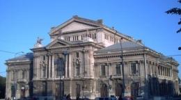 Palatul Cultural Theodor Costescu_Drobeta Turnu Severin