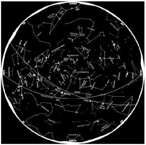 Cassiopeia_pe sfera cereasca