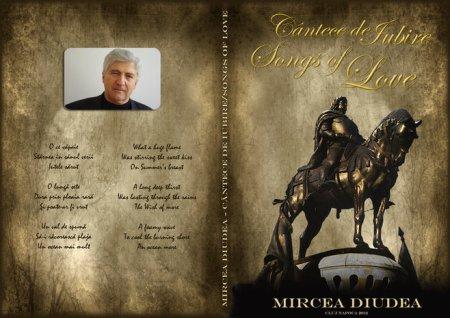 coperta_Mircea Diudea_Cantece de iubire