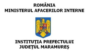 Institutia Prefectului Judetul Maramures_antet